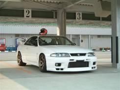 Крыло. Nissan GT-R Nissan Skyline GT-R. Под заказ