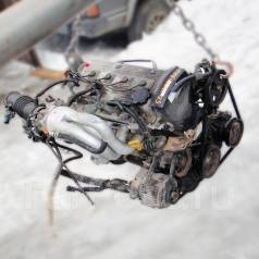 Двигатель в сборе. Toyota: Corsa, Caldina, Sprinter Carib, Corolla II, Corolla, Tercel, Raum Двигатель 5EFE