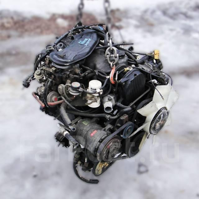 Контрактный б/у двигатель F8 Carb на Mazda