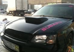 Воздухозаборник. Subaru Legacy B4. Под заказ из Новосибирска