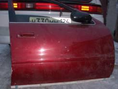 Дверь боковая. Toyota Cresta, JZX90 Двигатель 1JZGTE