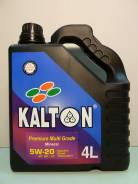Kalton. Вязкость 5W20, минеральное