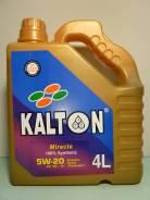 Kalton. Вязкость 5W20, синтетическое