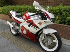 В разбор, по запчастям мотоцикл Yamaha FZR 250 (3LN)