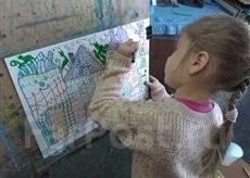 """Детская изобразительная студия """"Абрис"""""""