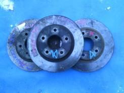 Диск тормозной. Nissan Laurel, GCC35, SC35, HC35, GC35, GNC35, C35