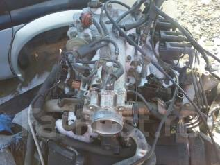 Двигатель в сборе. Mitsubishi Pajero, V65W, V63W, V78W, V68W, V75W, V77W, V73W Двигатель 6G72