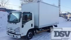 Isuzu Elf. Фургон из сэндвич-панелей Isuzu ELF (NMR85H), 2 999 куб. см., 1 800 кг. Под заказ