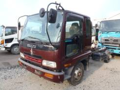 Кабина. Isuzu Forward, FRR35G4 Двигатель 6HL1