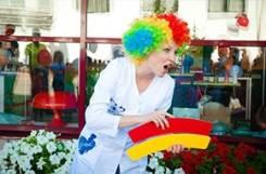 Научное шоу Иркутск. Детский праздник в научном стиле.
