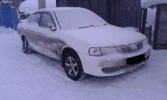 Nissan Sunny. B15
