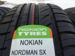 Nokian Nordman SX. Летние, 2016 год, без износа, 4 шт