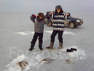 Отдых для вас. Зимняя рыбалка. Зубарь. Навага. Корюшка.