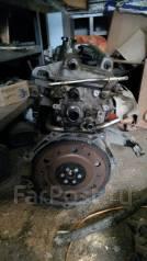Двигатель в сборе. Toyota Platz