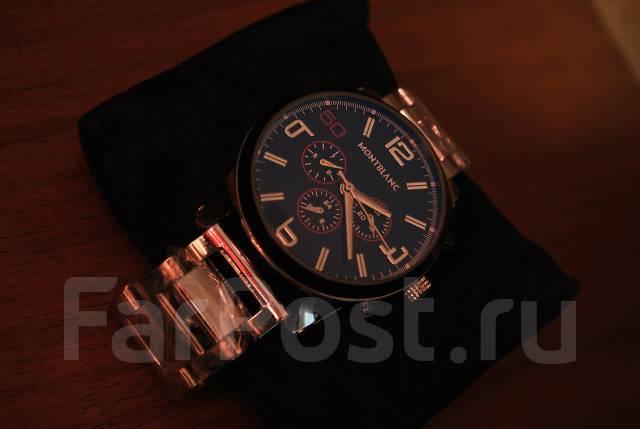 Montblanc продам часы гарантия ломбард часов