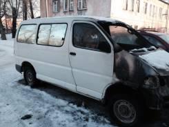 Toyota Hiace Regius. LCH, 5L