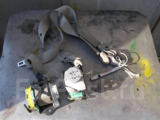 Ремень безопасности. Toyota Vitz, SCP90