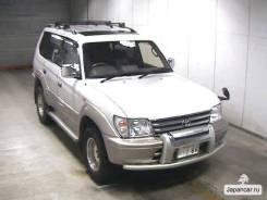 Toyota Land Cruiser Prado. KUZOB95, 5VZFE