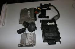 Блок клапанов автоматической трансмиссии. Renault Symbol Двигатель K7J