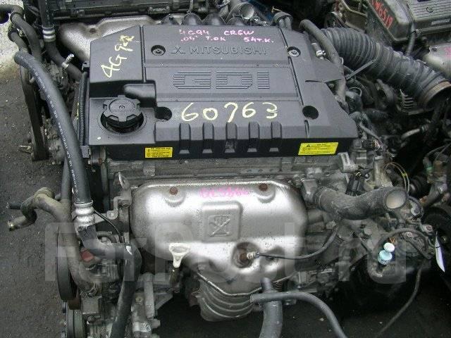 Двигатель 4G94 для Mitsubishi
