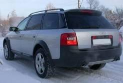 Порог пластиковый. Audi A6 allroad quattro, C54BH Двигатель BELBITURBO