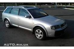 Обшивка багажника. Audi A6 allroad quattro, C54BH Двигатель BELBITURBO