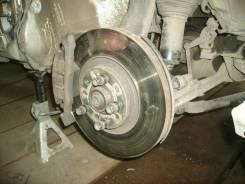 Суппорт тормозной. Audi A6 allroad quattro, C54BH Двигатель BELBITURBO