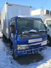 Isuzu Elf. Продается грузовой-фургон Isuzu ELF, 3 000кг., 4x4