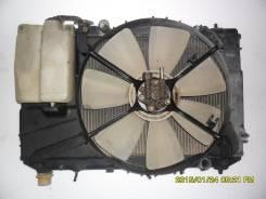 Радиатор охлаждения двигателя. Toyota Vista, SV40 Двигатель 4SFE