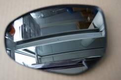 Стекло зеркала заднего вида (полотно) Mazda DEMIO
