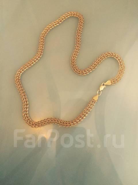 плетение итальянка золото фото цепочка