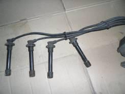 Высоковольтные провода. Honda Civic Двигатель D16A