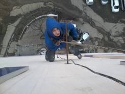 Промышленный альпинист. Среднее образование, опыт работы 11 лет