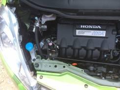 Двигатель. Honda Fit Hybrid, GP1 Двигатель LDA