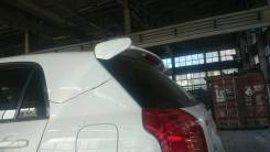 Уши на спойлер Allex / Runx 2002-06 2 и 3 рестайлинг! (реплика C-ONE). Toyota Allex Toyota Corolla Runx