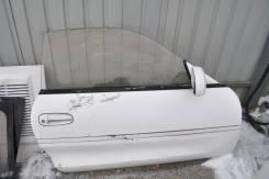 Дверь боковая. Toyota MR2, SW20 Двигатель 3SGTE