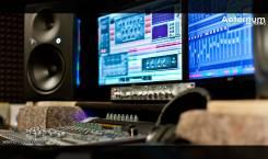 Запись и обработка музыки и звука.