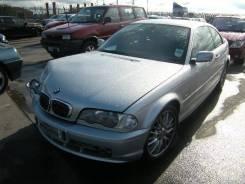 Бампер BMW 3 E46 2000, задний