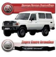 Ветровик. Toyota Land Cruiser