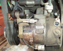 Компрессор кондиционера. Toyota Crown, JZS171 Двигатель 1JZGE