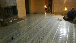 Основное отопление в деревянном доме