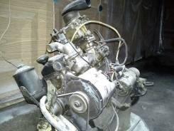Двигатель на Москвич-407
