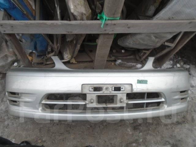 Бампер. Toyota Corolla Spacio, AE115, AE111N, AE111, AE115N Mitsubishi Delica