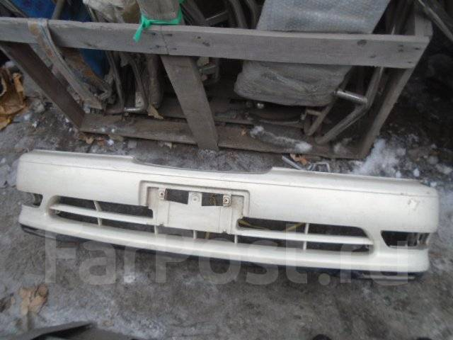 Бампер. Toyota Cresta, GX105, JZX105, JZX100, JZX101, GX100, LX100 Mitsubishi Pajero, GX100, GX105, JZX100, JZX101, JZX105, LX100 Двигатели: 1JZGTE, 1...
