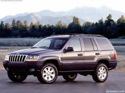 Колодка тормозная. Jeep Grand Cherokee