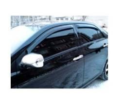 Ветровик на дверь. Toyota Corolla, NDE150, ZZE150, NRE150, ADE150, ZRE151, ZRE152