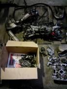 Двигатель в сборе. Subaru Forester, SF5 Двигатель EJ20T