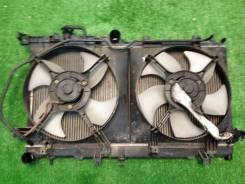 Радиатор охлаждения двигателя. Subaru Legacy, BL5, BP5, BP5010329 Двигатели: EJ20X, EJ20, EJ20Y