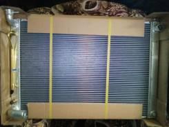 Радиатор охлаждения двигателя. Lexus RX330, RX330 Двигатель 3MZFE