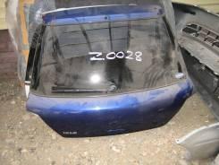Дверь багажника. Subaru Impreza, GC2 Двигатель EJ15